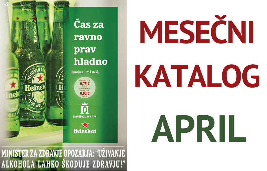 OBJAVA NOVICE O KATALOGU-1